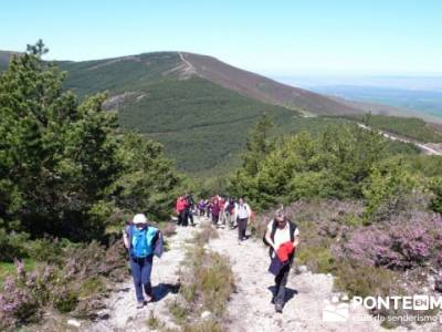 Senderismo Segovia - Macizo de la Buitrera; tiendas de senderismo en madrid